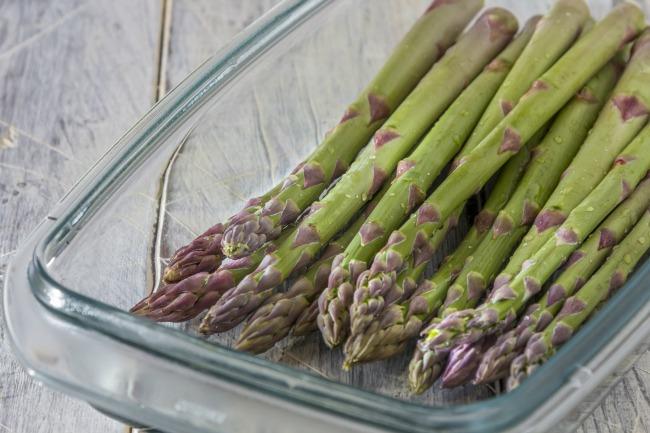 **Slow Cooker Asparagus Casserole