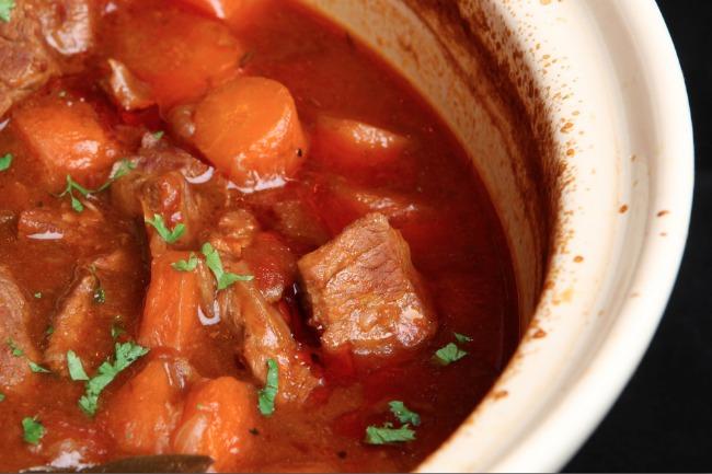 **Slow Cooker Beef Stew