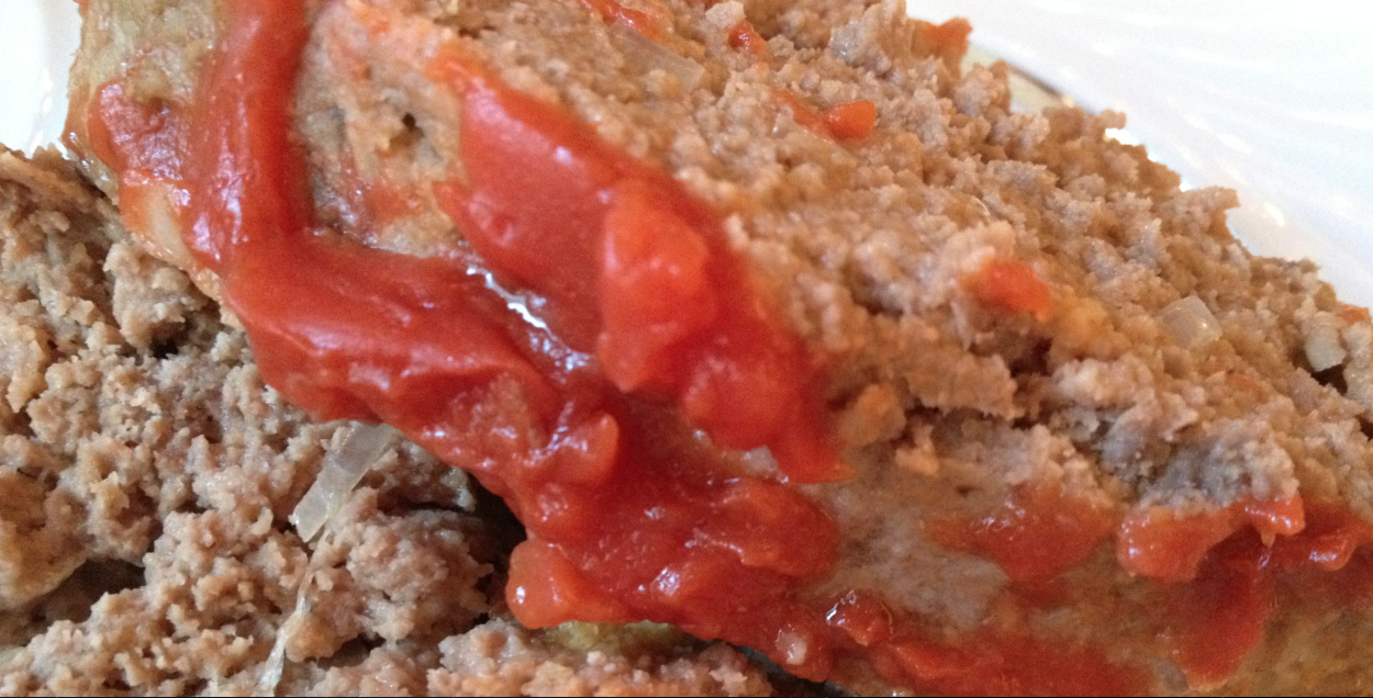 Slow Cooker Best Meatloaf Ever * *