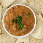 Slow Cooker Chili Con Queso Cheese Dip * *