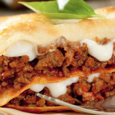 **Slow Cooker Lasagna