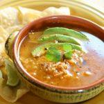 Slow Cooker Chicken Tortilla Soup * *