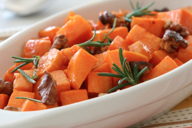 **Slow Cooker Candied Sweet Potatoes