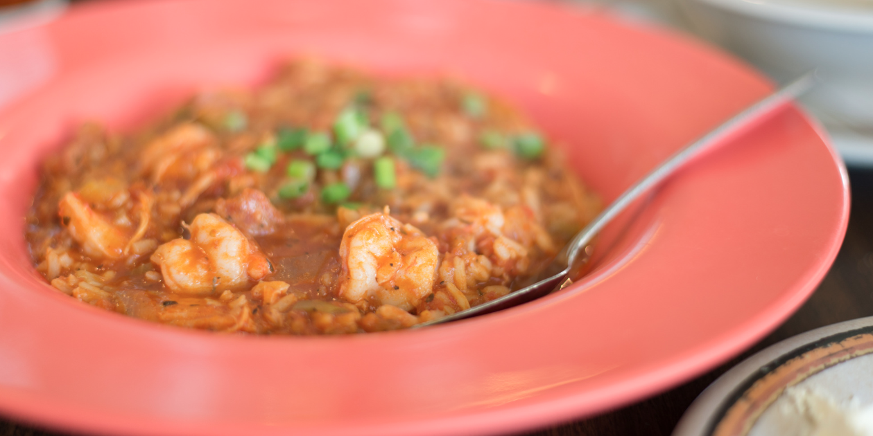 Slow Cooker Jambalaya * *