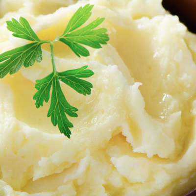 Slow Cooker Mashed Potatoes * *