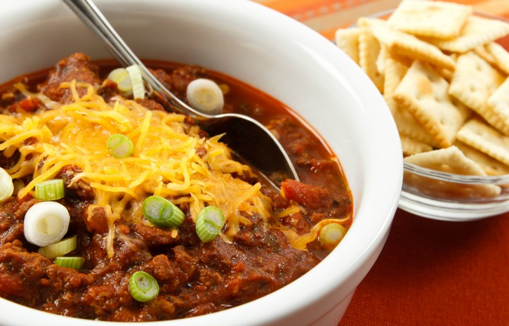 Slow Cooker Dads Famous NO Bean Chili