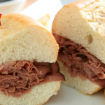**Slow Cooker French Dip