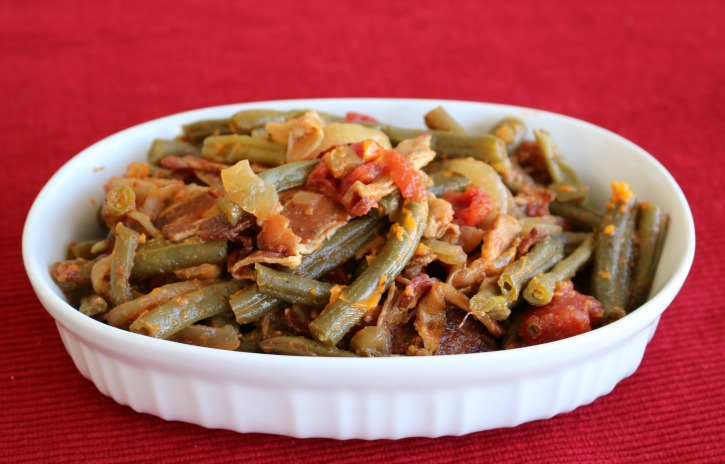**Slow Cooker Green Beans