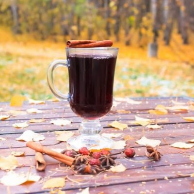 Slow Cooker Mulled Wine **