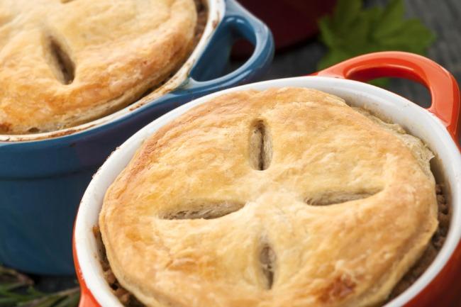 Slow Cooker Pot Pie * *