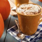 Slow Cooker Pumpkin Latte 1 **