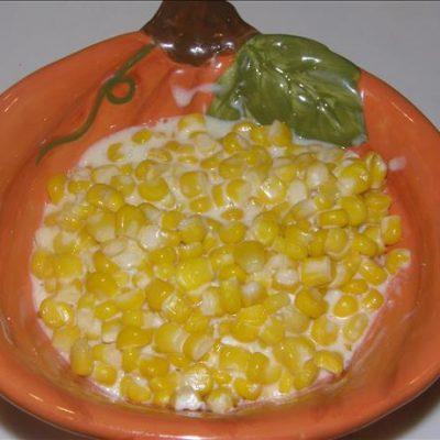 Crock Pot Scalloped Cream Corn