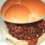 **Slow Cooker Sloppy Joe