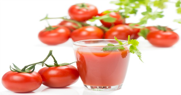 Slow Cooker Homemade Tomato Juice