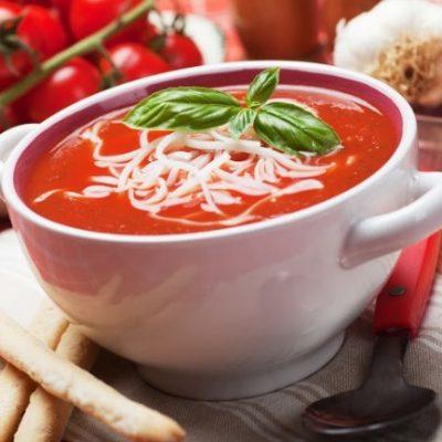 **Slow Cooker Tomato Soup