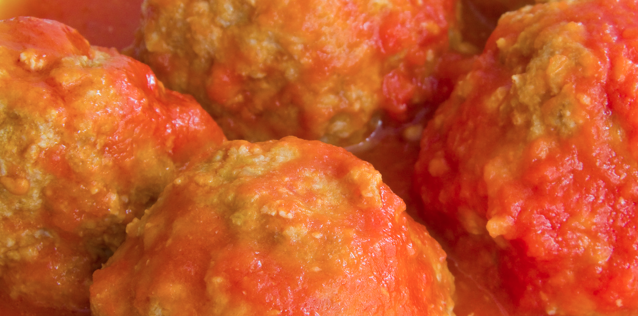 Slow Cooker Turkey Meatballs * *