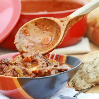 **Slow Cooker Venison Stew
