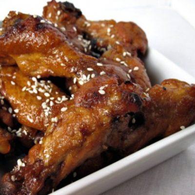 Crock Pot Asian Chicken Wings