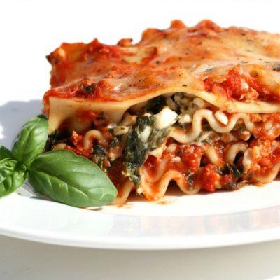 **Slow Cooker Veggie Lasagna