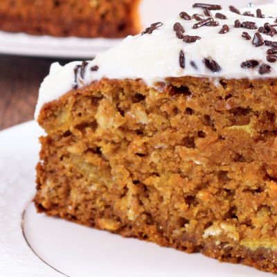 **Slow Cooker Carrot Cake