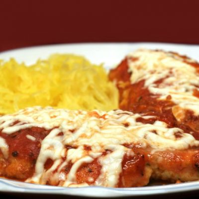 **Slow Cooker Chicken Parmesan