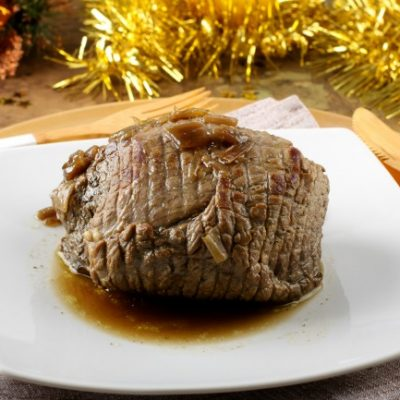**Slow Cooker Chuck Roast