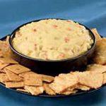 Crock Pot Roasted Pepper and Artichoke Spread