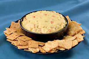 Crock Pot Roasted Pepper and Artichoke Spread