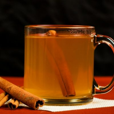 Slow Cooker Mulled Cider * *
