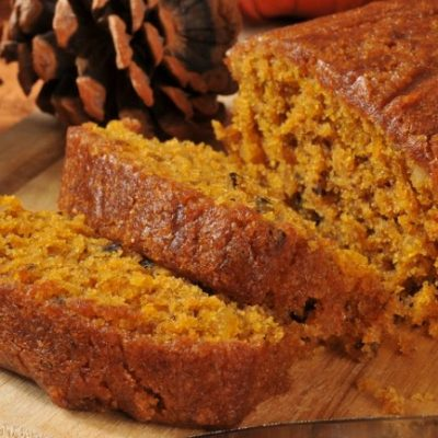 **Slow Cooker Pumpkin Bread