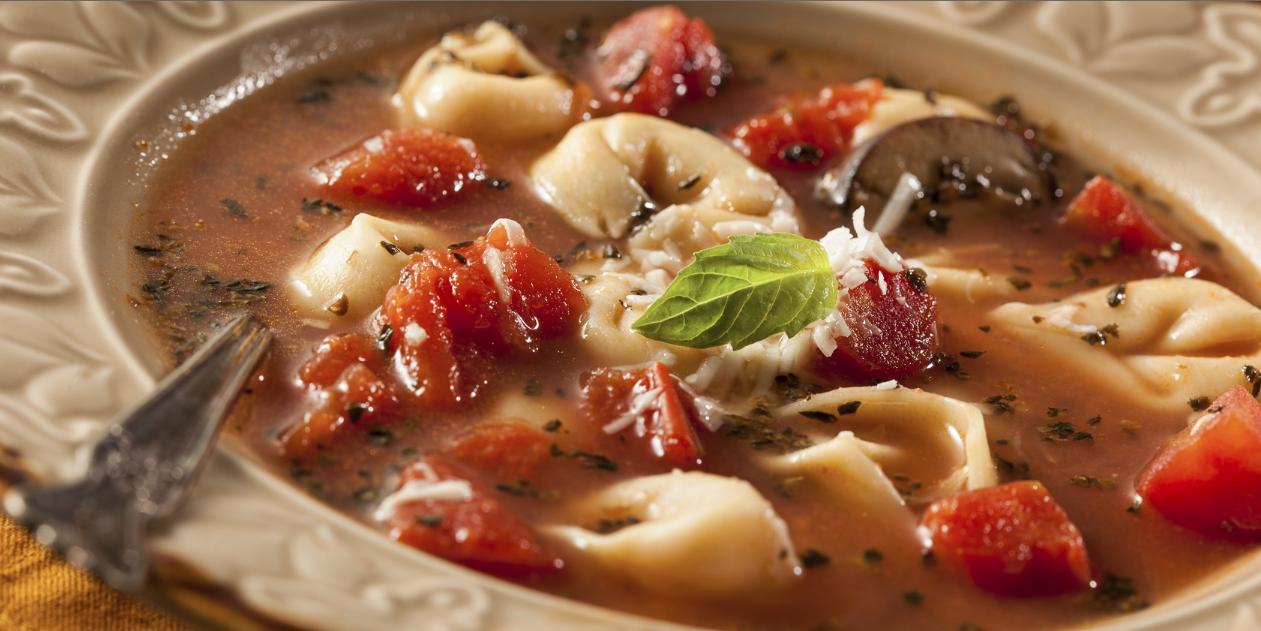 **Slow Cooker Italian Tortellini Stew