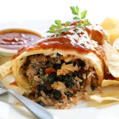 **Slow Cooker Vegetarian Taco