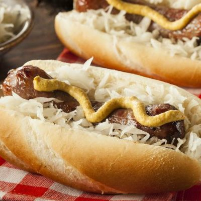 *** Slow Cooker Beer Brats