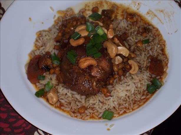 Crock Pot Asian Chicken Thighs