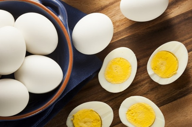 **Slow Cooker Hard Boiled Eggs