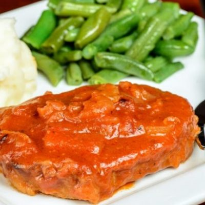**Slow Cooker Swiss Steak