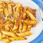 **Slow Cooker Baked Pasta