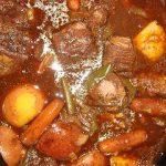 Slow Cooker Panama Pork Stew