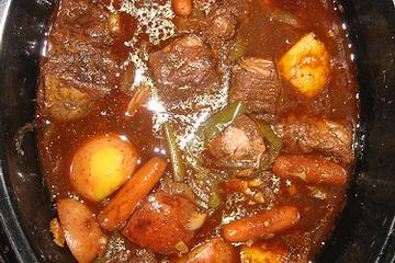 Slow Cooker Panama Pork Stew