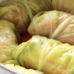 Slow Cooker Ground Turkey Cabbage Rolls * *