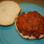 Slow Cooker Pizza Burgers