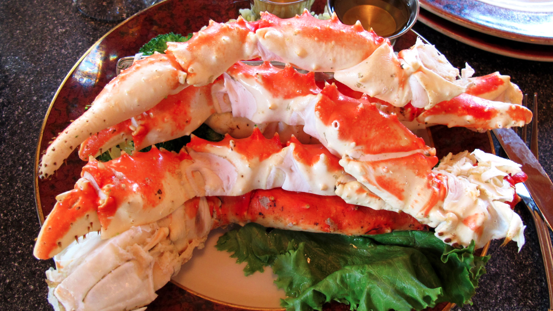 Slow Cooker Crab Legs * *