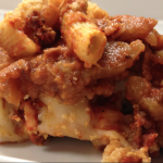 Slow Cooker Baked Ziti * *
