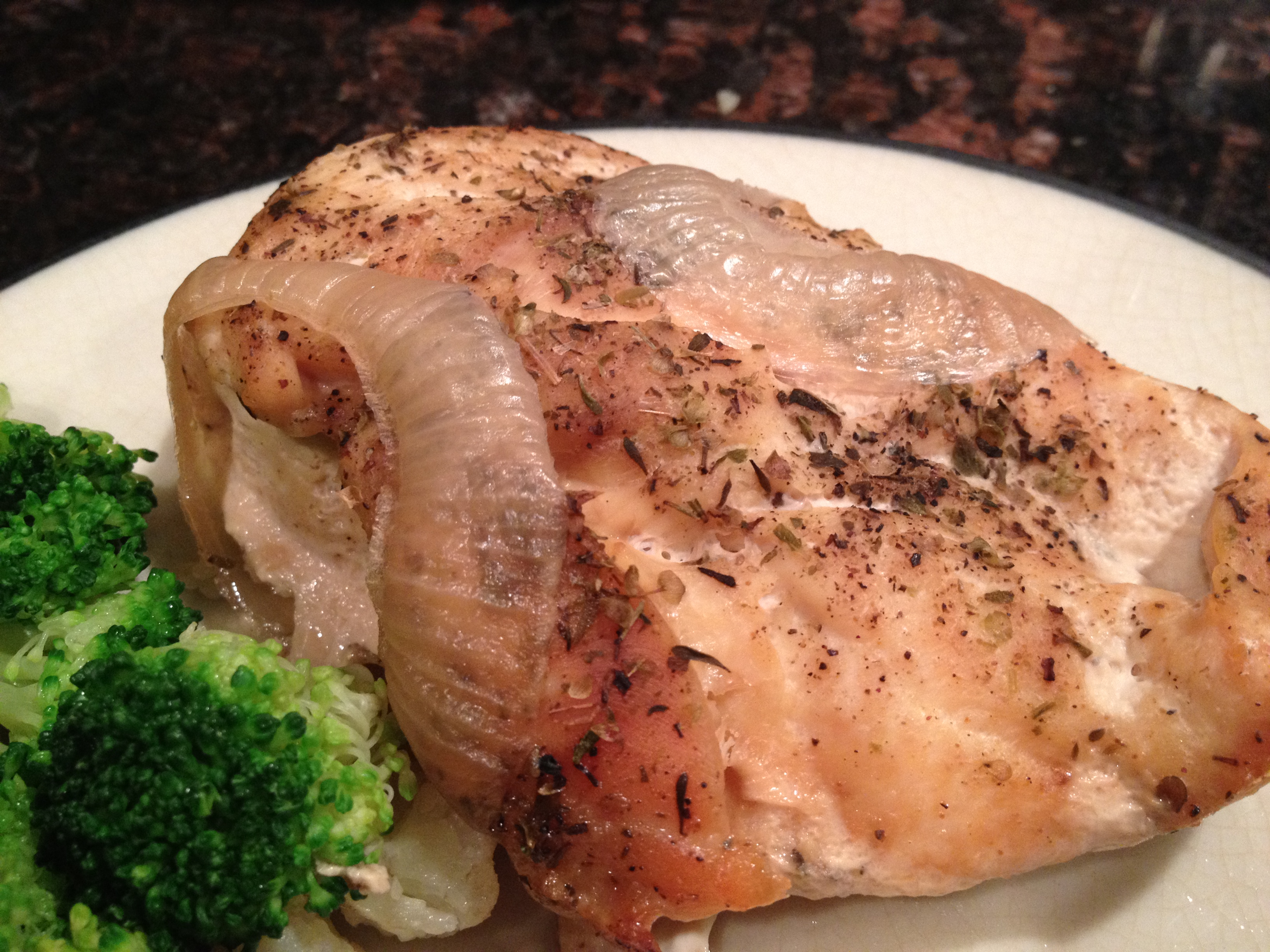 Crock Pot Herbed Chicken