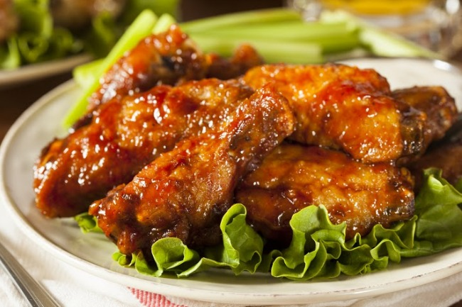 **Slow Cooker Buffalo Bills Wings