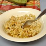 Slow Cooker Steel Cut Oats Oatmeal
