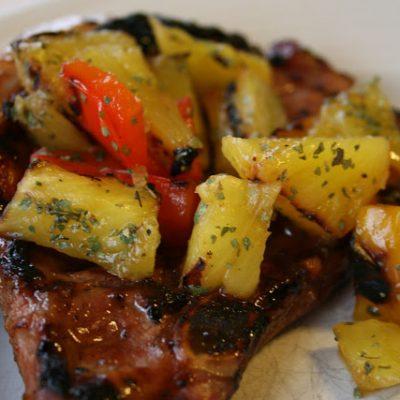 Crock Pot Pineapple Marinade Pork Chops