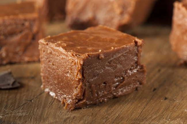 **Slow Cooker Fudge