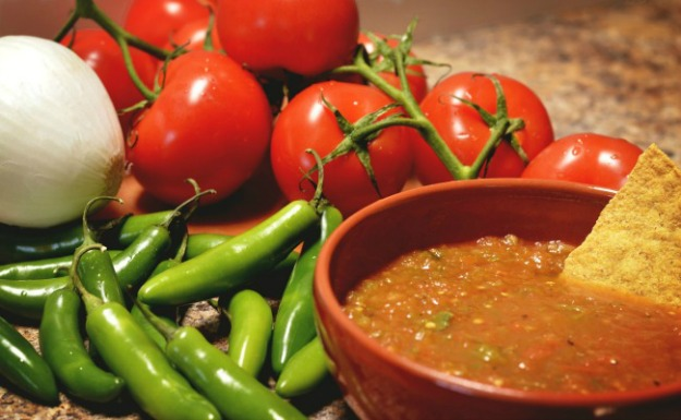 Slow Cooker Salsa * *
