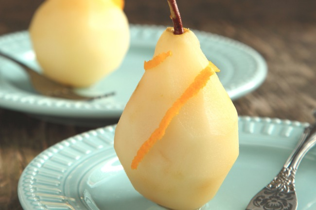 **Slow Cooker Tequila Pear